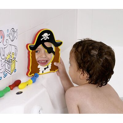 edushape Tub Art Pirates Bath Set