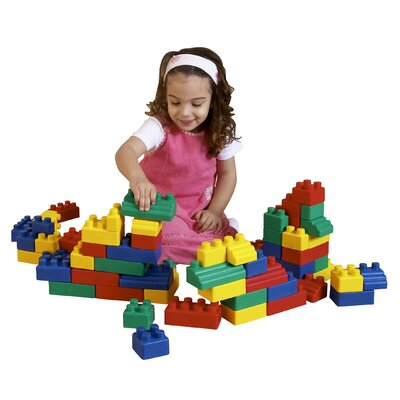edushape Mini Edu Blocks Toy Set
