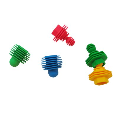 edushape Easy-Grip Flexies (Set of 60)