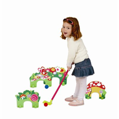 edushape Garden Party Mini Combo Golf Game Set