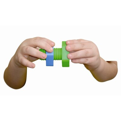 edushape Easy-Grip Nuts and Bolts (Set of 48)