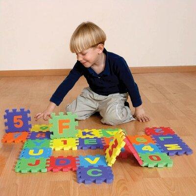 edushape Mini Edu Tile Toy Set