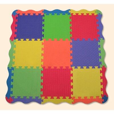 edushape Floor Tile Edges and Corners