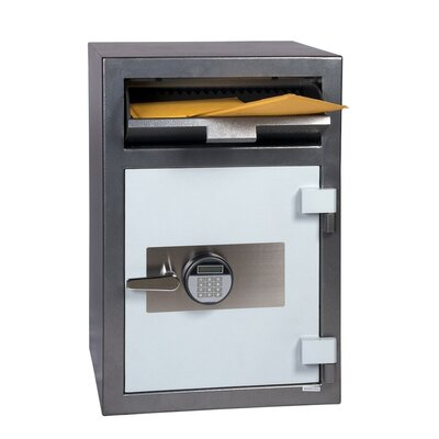 Hollon Safe Steel Commercial Depository Safe