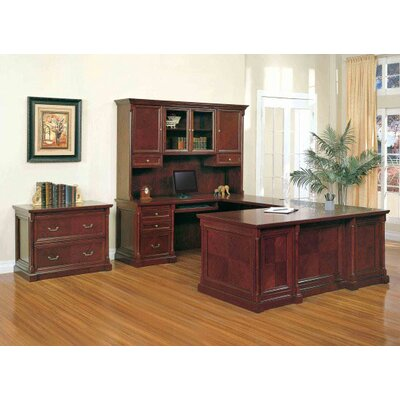 Absolute Office Birmingham U-Shaped Executive Desk