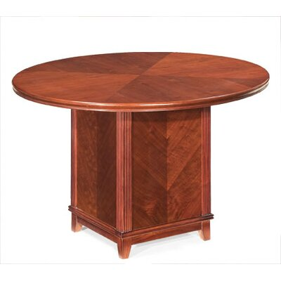 "Absolute Office Cambridge 42"" Round Meeting Table"
