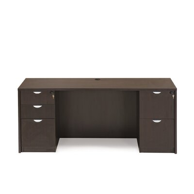 Absolute Office Stellar Reversible Desk Shell