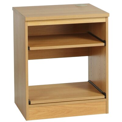 homestead living home office solutions computer desk with. Black Bedroom Furniture Sets. Home Design Ideas
