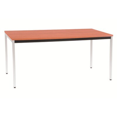 Winport Industries Winport Richmond Study & Library Table - Cherry Top
