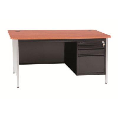 Winport Industries Winport Rosenberg Single Pedestal Teacher Desk