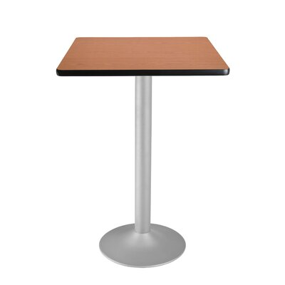 "OFM Cafe 41.5"" x 30"" Square Folding Table"