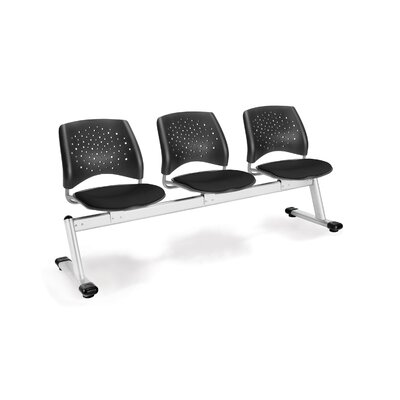 OFM Stars and Moon Three Chair Beam Seating