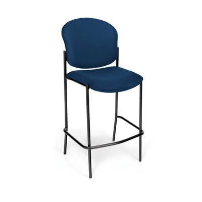 OFM Armless Café Height Chair