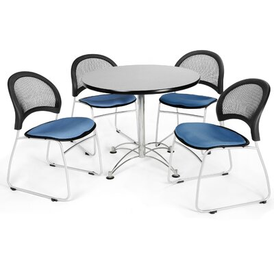 "OFM Base for 36"" and 42"" Square and Round Café Tables"