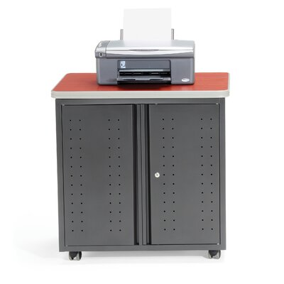 "OFM 28"" x 20"" Utility / Fax / Copy Table"