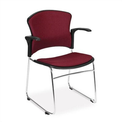 OFM MultiUse Four Guest Stacking Chair
