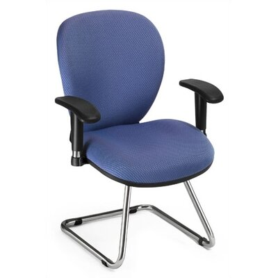 OFM ComfySeat Guest Chair with Lumbar Support