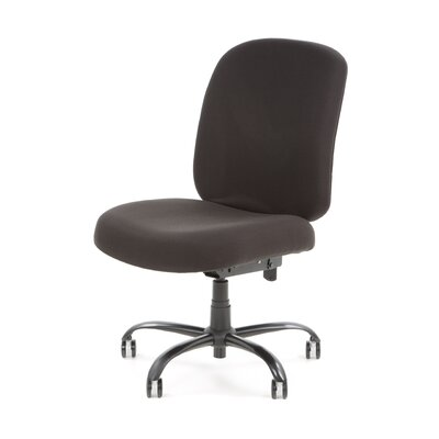 Mid-Back Task Chair without Arms