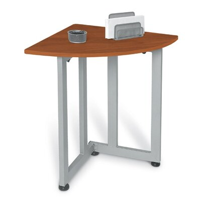 OFM Quarter Round Table/Telephone Stand