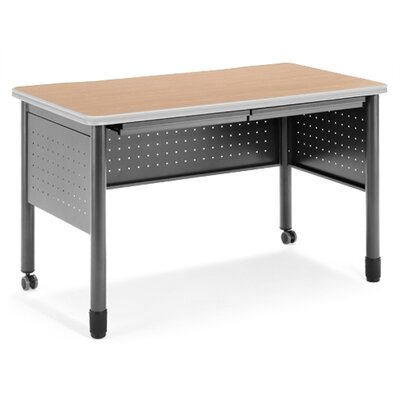 OFM Table / Desk with Pencil Drawers
