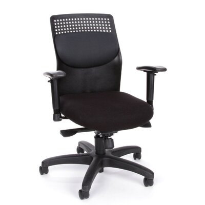 OFM Airflo Series Mid-Back Executive Chair