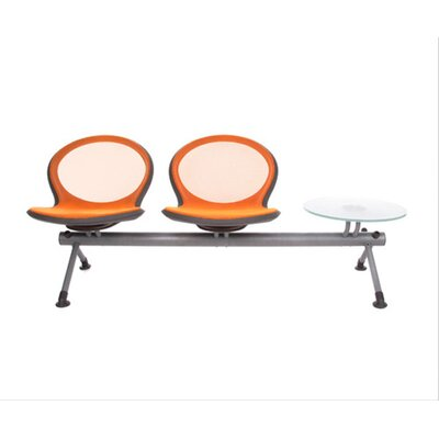 OFM Net Series Seating Bench with Table