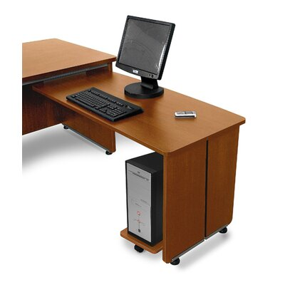 "OFM Milano Executive 27.75"" H x 47.25"" W Desk Return"