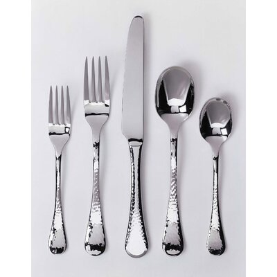 Ginkgo Stainless Steel Lafayette 12 Piece Accessory Set