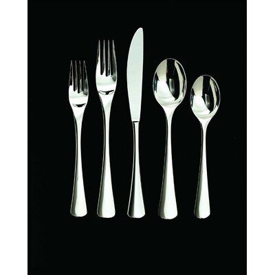 Ginkgo Stainless Steel Mariko 4 Piece Hostess Set