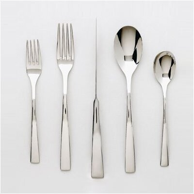 Stainless Steel President 4 Piece Hostess Set