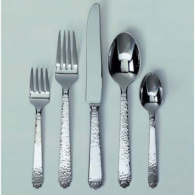 Oakleaf 5 Piece Flatware Set