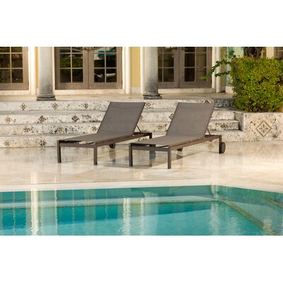 Source Outdoor Fusion Sling Chaise Lounge