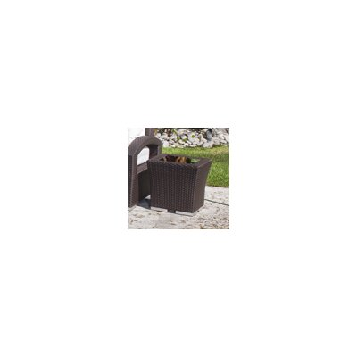 Source Outdoor Como Lago End Table