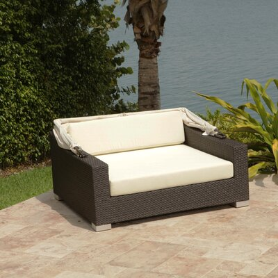 Source Outdoor King Day Bed with Cushions