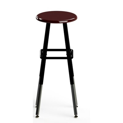 Stand2Learn Height Adjustable Classroom Stool (Kindergarten - 4th Grade)