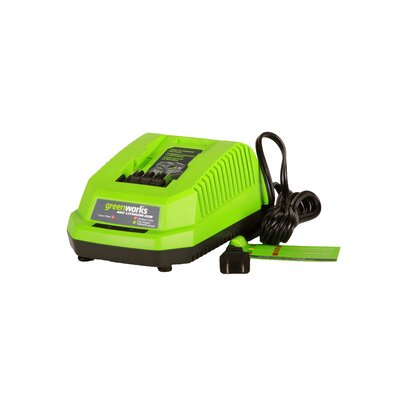 GreenWorks Tools G-MAX Li-Ion Charger