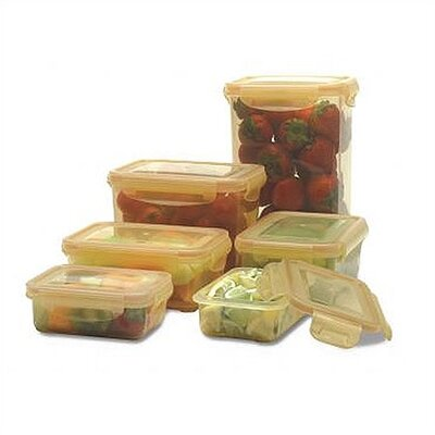 As Seen On TV by Emson Freshini 6-Piece Food Storage Set