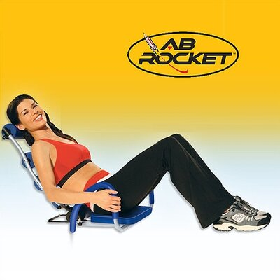 As Seen On TV by Emson Ab Rocket Abdominal Workout System