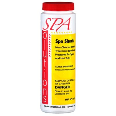 Spa Solutions 1 lb Shock (Non-chlorine)