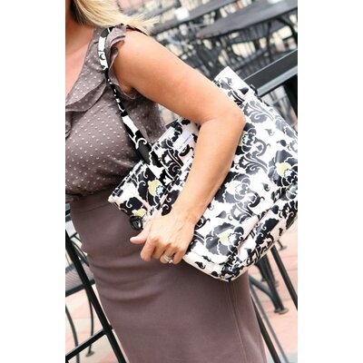 Amy Michelle New Orleans Shoulder Diaper Bag