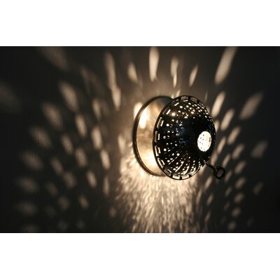 Lightexture Steamlight Sconce