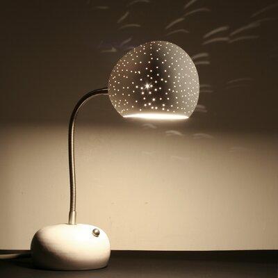 "Lightexture Claylight Porcupine 13"" H Table Lamp"