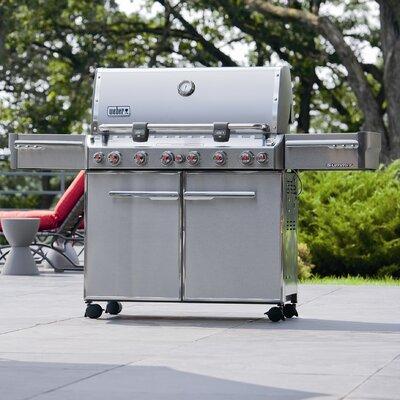 summit s 670 gas grill wayfair. Black Bedroom Furniture Sets. Home Design Ideas