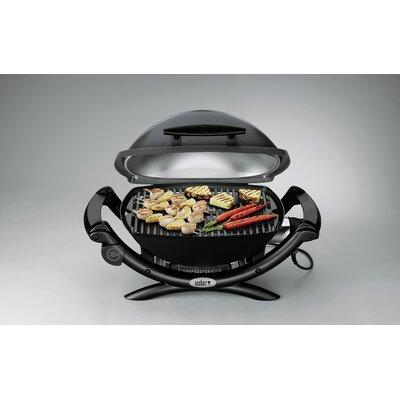 weber q series 1400 electric grill reviews wayfair. Black Bedroom Furniture Sets. Home Design Ideas