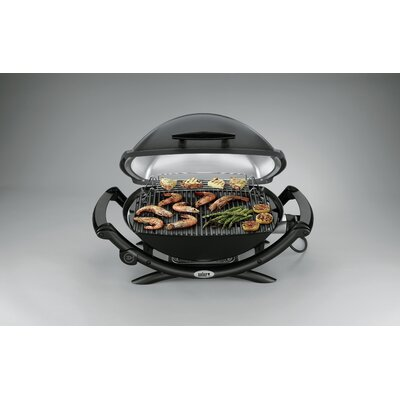 weber q series 2400 electric grill reviews wayfair. Black Bedroom Furniture Sets. Home Design Ideas