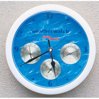 Swimsportz Weatherwatch - Clock and weather Station