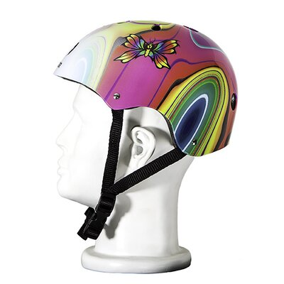 Punisher Skateboards Punisher Butterfly Jive 11-Vent Skateboard Helmet
