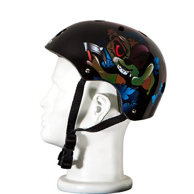Punisher Skateboards Punisher Ranger 11-Vent Skateboard Helmet