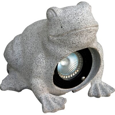 1 Light Frog Garden Accent Light