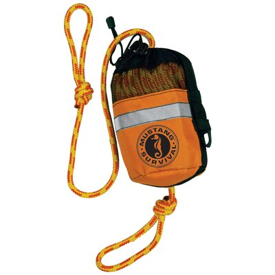 Mustang Survival Rescue Throw Bag with 75' Rope